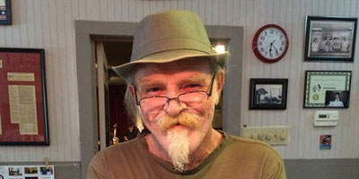 Michael Ed Bates aka The Song Wrangler